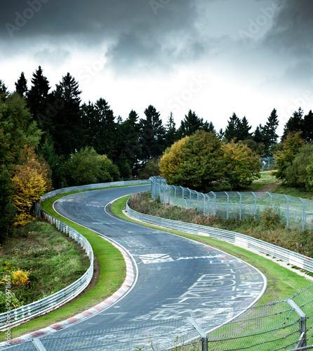race circuit