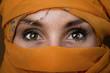 canvas print picture - Tuareg
