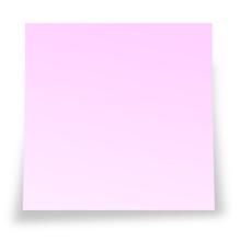 Pink Sticky Notelet Gay Messag...