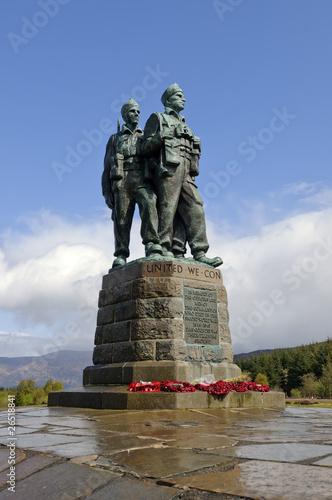 Fotografía  Commando Memorial