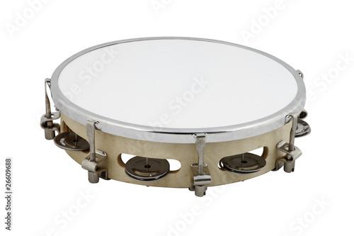 Fototapeta tambourine