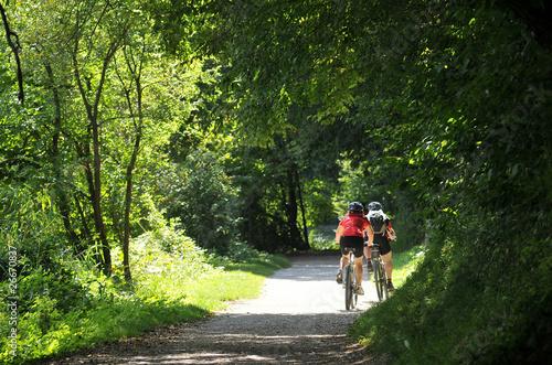 Photo Escursione in mountain bike