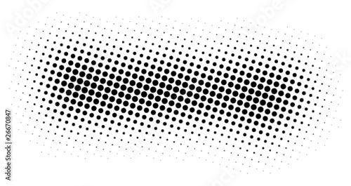 Techno Weiss/Schwarz/Relief Tablou Canvas