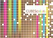 cubes colors
