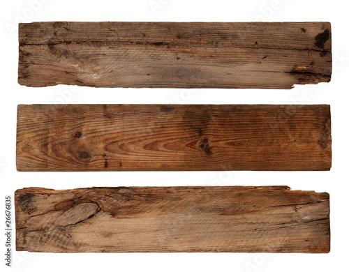 Fotografie, Obraz  Old planks