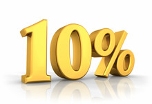 Gold Ten Percent
