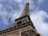 Fototapeta Wieża Eiffla - eiffla