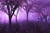 Lavender Forest - 3d render