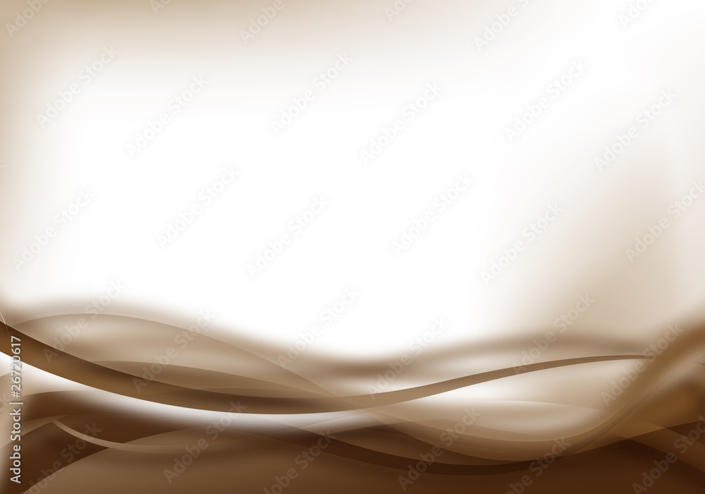 Fototapeta brown soft background