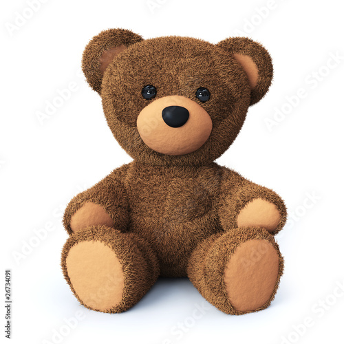 Teddy bear #26734091