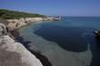 Panoramic view of italian sea
