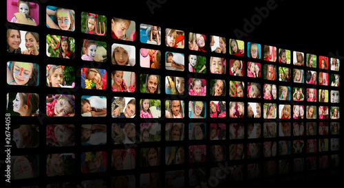 """mur d'images """"déguisement"""""""
