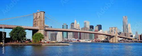 Manhatta w Nowym Jorku