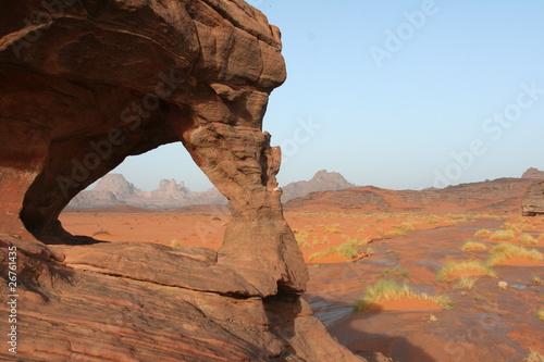Foto op Canvas Algerije Tor