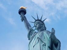 Statue Of Liberty Freiheitsstatue New York