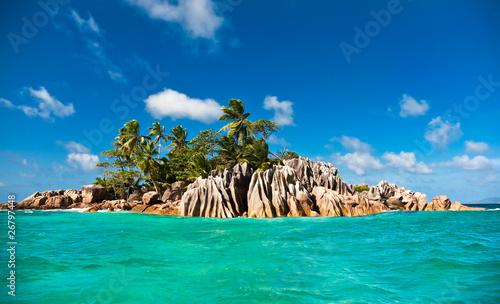 Fotografie, Obraz  St. Pierre island, Seychelles