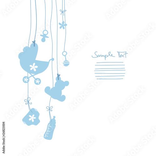 Baby Symbols Boy #26823004