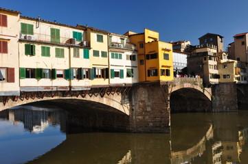 Fototapeta na wymiar Ponte Veccio, Florence