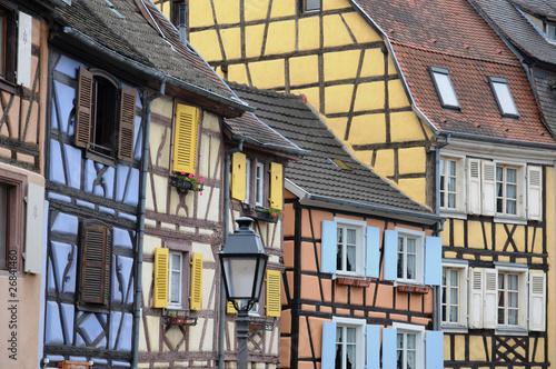 maison ancienne à Colmar en Alsace Wallpaper Mural