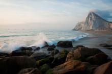 Crashing Waves Of Gibraltar