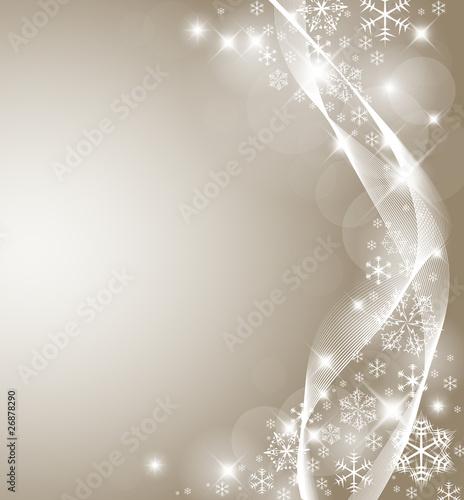 Foto-Plissee - Abstract Christmas card (von Petr Vaclavek)