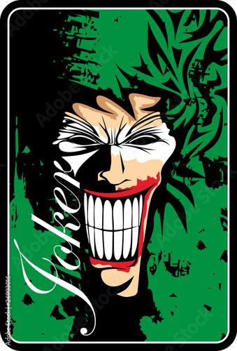 Carta da parati Joker_0001