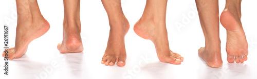 Fotomural Feet