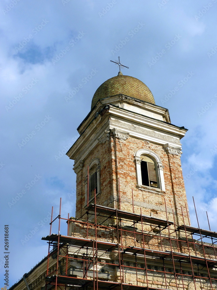 Fotografie, Obraz  Old church1