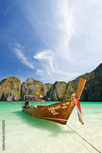 Maya Bay, The Beach, Krabi Province, Thailand