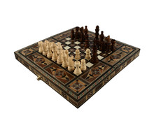 Fools Mate - Checkmate In Two Moves