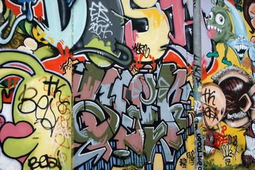 Fototapeta Popart Stadtkunst