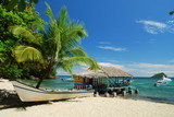 Fototapeta Fototapety z morzem - Mer des Caraïbes