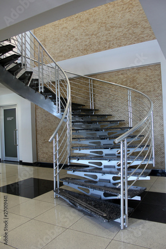 Fotobehang Trappen stairs
