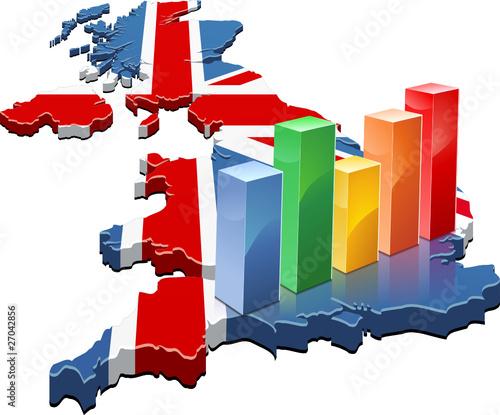 Poster Algérie Statistics of the United Kingdom