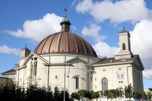 Poland - Basilica In Bydgoszcz