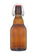 Leinwandbild Motiv bierflasche
