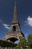 Fototapeta Wieża Eiffla - Tower Eiffel