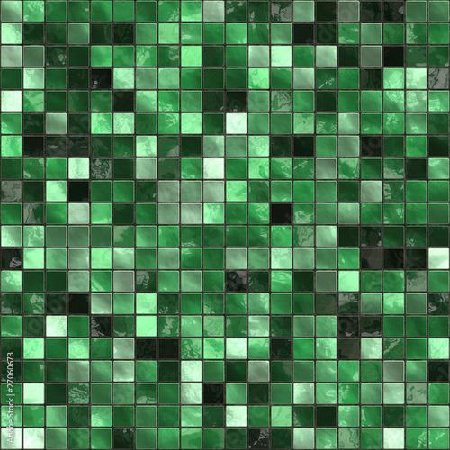 male-zielone-plytki-mozaika