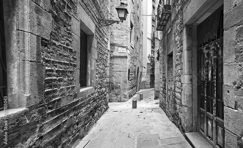 Barrio gotico barcelona II #27105043