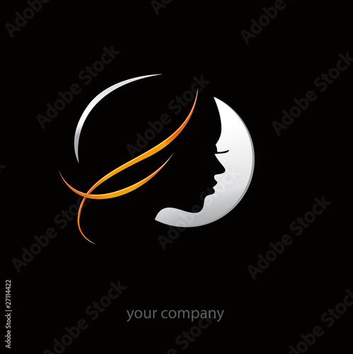 logo entreprise, beauté, esthétique, coiffure #27114422