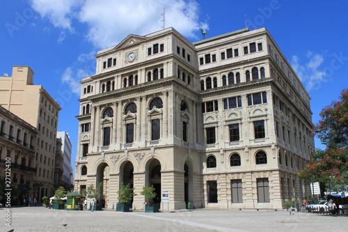 Photo La-Havane-Place-Immeuble