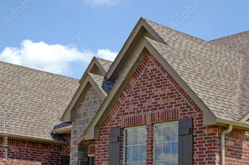 Fotografie, Obraz Roof Line
