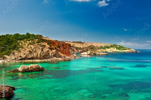 Cala Xarraca, Ibiza Spain
