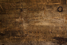 Large And Textured Old Wooden ...