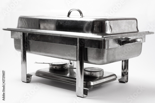 Poster Ready meals Chafing dish