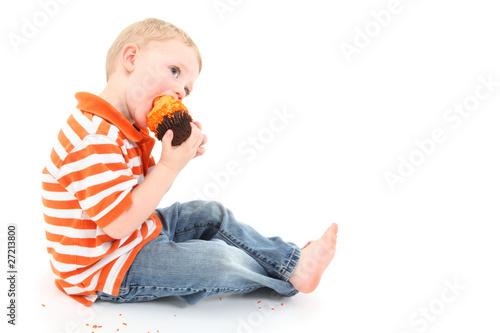 Photo  Cupcake Boy
