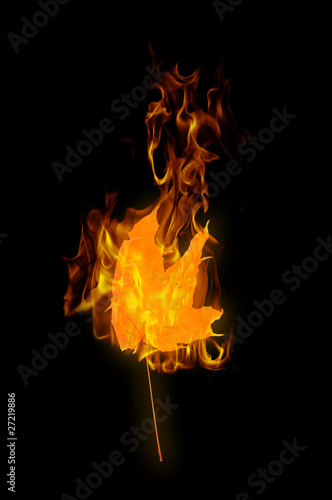 Photo Stands Fire / Flame flamy symbol