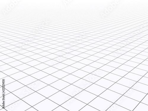 Photo Infinite 3D grid