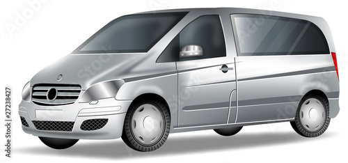 Photo  Minibus