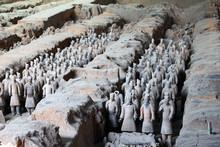Terracotta Warriors In China